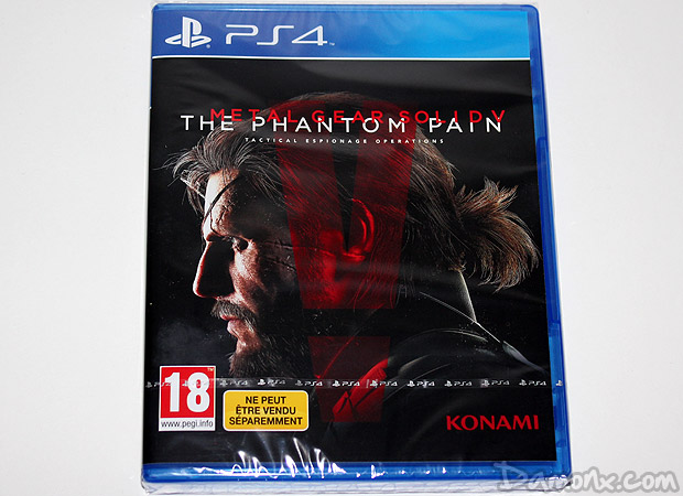 [Pré-co] Metal Gear Solid V : Edition Collector sur PS4