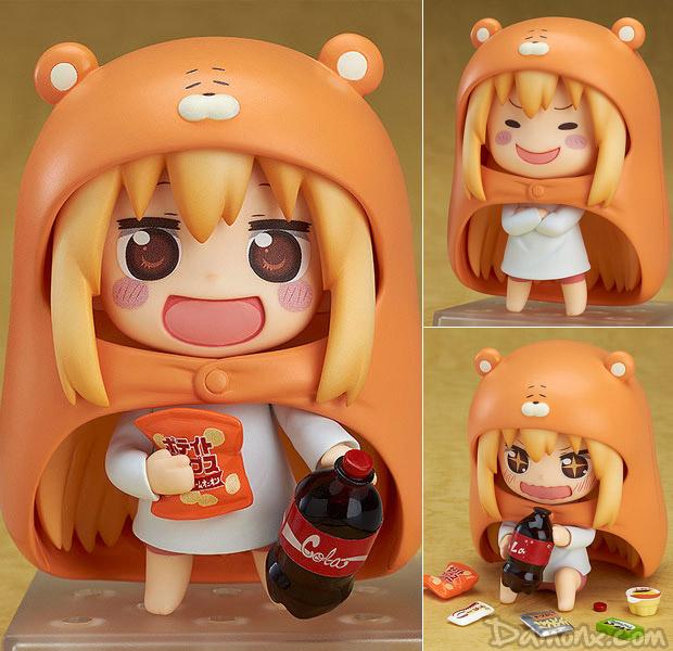 [Pré-co] Figurine Nendoroid Himouto! Umaru-chan