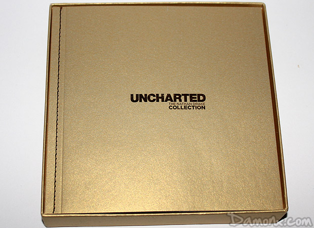 [Unboxing] Press Kit - Uncharted : The Nathan Drake Collection sur PS4