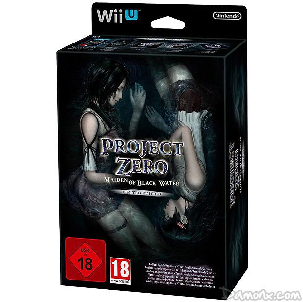 [Pré-co] Project Zero : La Prêtresse des Eaux Noires Limited Edition Wii U