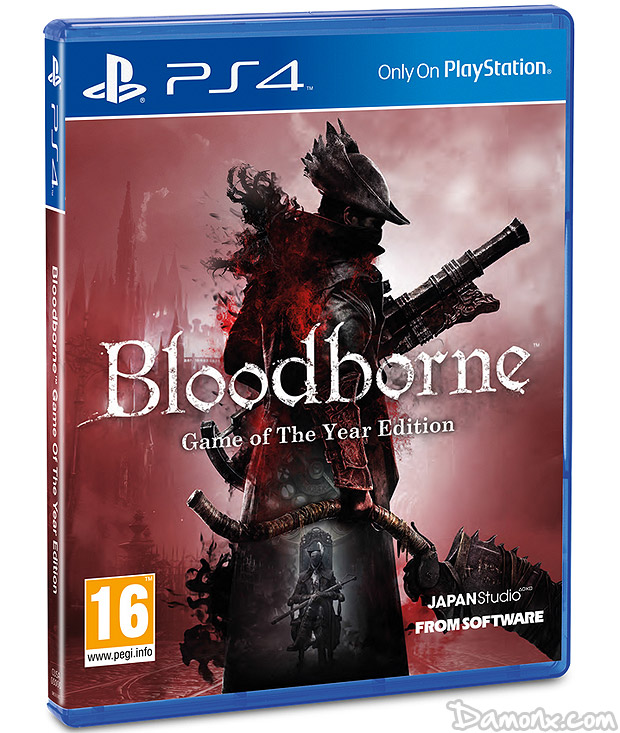 [Bloodborne] DLC The Old Hunters et Game of The Year Edition