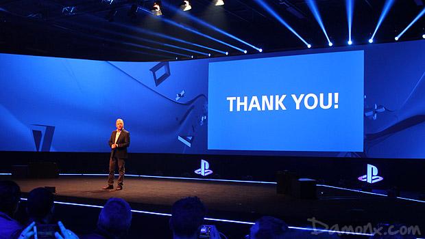 [Compte Rendu] Conférence PlayStation de la Paris Games Week 2015