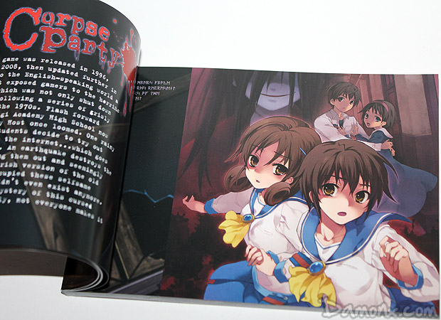 [Unboxing] Corpse Party : Blood Drive EverAfter Edition sur PS Vita