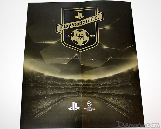 [Unboxing] Press Kit PlayStation F.C.