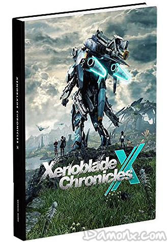 [Pré-co] Xenoblade Chronicles X Edition Limitée + Guide Collector - Wii U