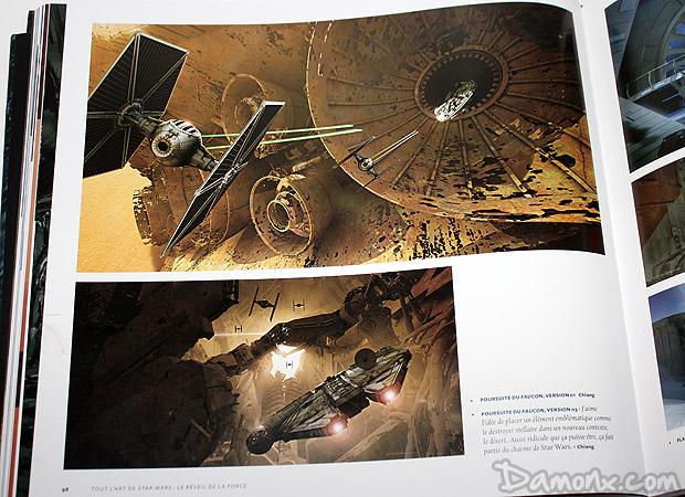 Artbook : Tout l'art de Star Wars VII : Le Réveil de la Force