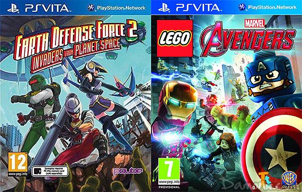 [Préco] Grosse Fournée de Jeux PS Vita de Février 2016