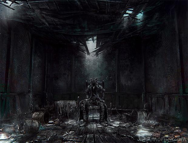 [Pré-co] Bloodborne Official Artworks