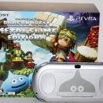 [Unboxing] PS Vita Collector : Dragon Quest Builders Metal Slime Edition