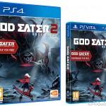 God Eater 2 : Rage Burst (PS4, PS Vita & PC) : Date de Sortie et le (Gros) Bonus !
